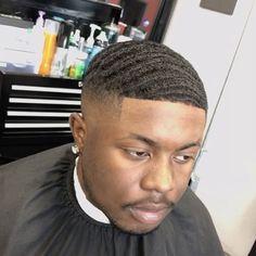 Hair Myths about Sedu Hair Styles Trendy Mens Hairstyles, Black Men Hairstyles, Great Hairstyles, Boy Hairstyles, Men's Haircuts, Beautiful Hairstyles, Waves Hairstyle Men, Waves Haircut, Drop Fade With Waves