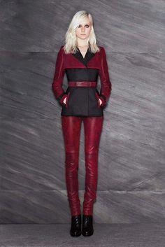 Maxime Simoëns | Pre-Fall 2014 Collection | Vogue Runway