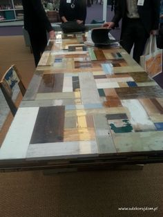 Table Piet Hein Eek