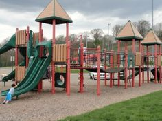 Ross Community Park & Center - North Hills, PA Patch/ Best Place to also watch Fire works