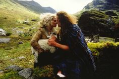 Connor and Heather MacLeod: Highlander