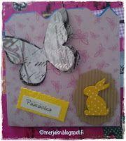 Muutama pääsiäiskortti