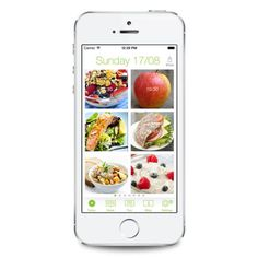 The rise of Instagram has taught us one key fact: People love snapping and sharing pictures of food. With this food diary, you can see at a glance all the meals you've had that day, compelling you to make healthier choices. Photographing your meals encourages you to change your eating habits. Meal reminders help you to eat regularly and you'll feel more energetic throughout the day. (Free; iTunes and Google Play)