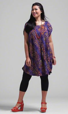The Jonquil Tunic