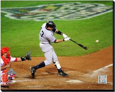 Alex Rodriguez NY Yankees - 16 x20 HD Photo on Gallery Wrapped Stretched Canvas