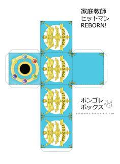Hitman Reborn, Reborn Katekyo Hitman, Deviantart, Cufflinks, Anime, Pictures, Characters, Gaming, Paper