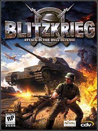 Blitzkrieg (PC) okładka