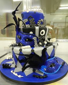 Masquerade birthday