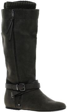 ALDO Floria Gray Strap Knee Boots on shopstyle.com