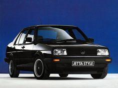 """1987 Volkswagen Jetta """"Style"""" (Typ 1G)"""