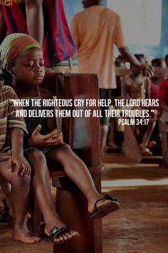 Psalm 34:17