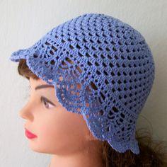 Dívčí klobouk.