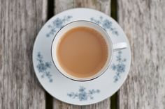 Cup of tea - 9 x 6 fine art photography print. $15.00, via Etsy.
