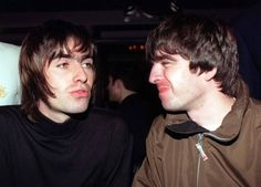 The way Noel looks at Liam...