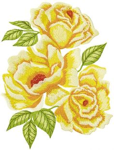 free embroidery designs for brother machines - Yahoo Image Search Results Machine Embroidery Projects, Learn Embroidery, Free Machine Embroidery Designs, Modern Embroidery, Quilt Square Patterns, Flower Embroidery Designs, Embroidery Ideas, Hand Embroidery Tutorial, Embroidery Techniques