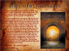 The Caleb Chronicles: The Caleb Chronicles