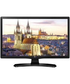 LG 24MT49DF 24 Inch Full HD TV.: You only need one LG Personal TV to watch television and use a computer monitor in your personal space.…