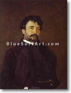 Portrait of the Italian Singer Angelo Masini - £124.99 : Canvas Art, Oil Painting Reproduction, Art Commission, Pop Art, Canvas Painting