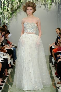 Intricate beading, sequins and lovely lace details gave these gowns a timeless fairytale aesthetic. Jovani Wedding Dresses, Sherri Hill Prom Dresses, 2016 Wedding Dresses, Colored Wedding Dresses, Bridal Gowns, Sexy Nerd Costume, Butterfly Wedding Dress, Dresses Online Usa, Summer Wedding Attire