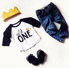It's your birthday, shout hooray! We want to sing to you today. One year older and wiser too, Happy Birthday, to you! Celebrate your little wild one's birthday with this beautifully designed wild one