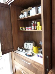 Roundhouse Design A Bespoke Designer Kitchen Company In London The Uk Cupboard Drawersfunctional Kitchenkitchen Organizationkitchen