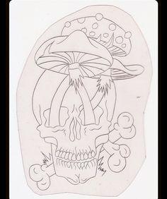 Traditional Flash, American Traditional, Vintage Tattoo Design, Vintage Flash, American Tattoos, Skull Art, Art Inspo, Art Reference, Tatting