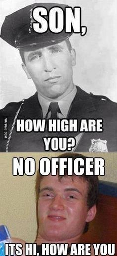 Son How High Are You?