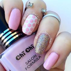 Gorgeous mani by @nailssbyrachel using our Honeycomb Nail Stencils  Find them at: snailvinyls.com