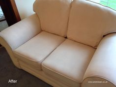 Art of Clean upholstery cleaning