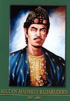 gambar-foto pahlawan kemerdekaan indonesia, Sultan Mahmud Badaruddin II