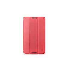 Lenovo Folio Case and Film (Red)