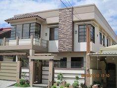 Architecture Design Houses Philippines filipino architect contractor 2-storey house design philippines
