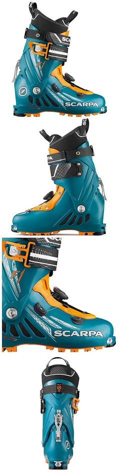 Ski Touring 104636: Scarpa F1 Tour Men S Alpine Touring Ski Boot - New 2017 (27.0) -> BUY IT NOW ONLY: $499 on eBay!
