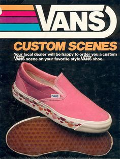Image result for 80's vision shoes advertisements