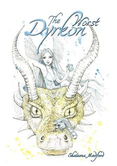 Meet Vita Lamb, sees strange new winged beasts in the forest behind her family's farm? The Worst Dyrkon #YA, #paranormal, #Beasts, #Dragon