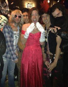 Shaun White julia roberts pretty woman Halloween costume kurt cobain