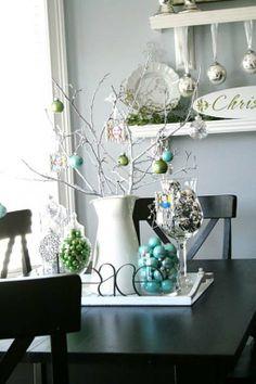 6 Blue Christmas Decoration Ideas   Roomidea - Interior Design Magazine
