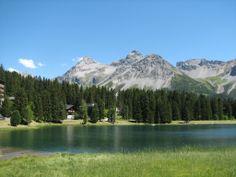 Panorama of the Swiss Countryside - 3. Switzerland ~ PATH RARELY TAKEN