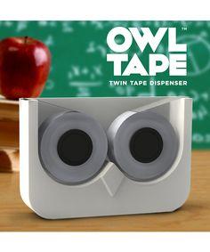 Owl Tape Dispenser | zulily