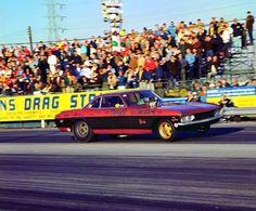Vintage Drag Racing - Lions Drag Strip