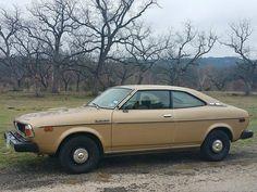 #TBT 1978 Subaru FE (photo courtesy: Jon Paul Harris)
