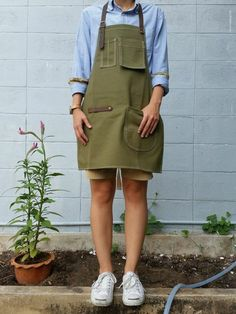Properties of high quality garden clothing gardening work clothes