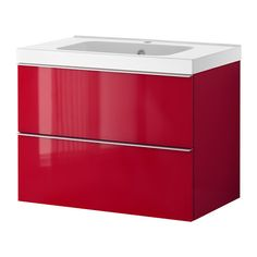 GODMORGON/ODENSVIK Sink cabinet with 2 drawers IKEA 10-year Limited Warranty. Read about the terms in the Limited Warranty brochure.