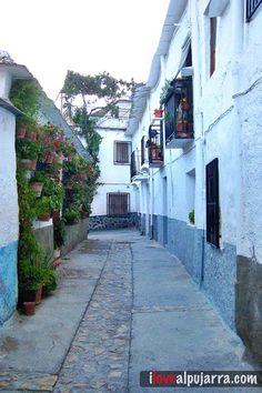 Calle de Juviles Granada, Street, Grenada