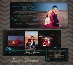 Native American Wedding Invitation  www.jeneze.com    Keywords: #nativeamericanweddings #jevelweddingplanning Follow Us: www.jevelweddingplanning.com  www.facebook.com/jevelweddingplanning/