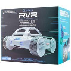 Sphero RVR All-Terrain Programmable Robot - French Programmable Robot, French Models, Roll Cage, Arduino, Programming, Mobile App, Cool Things To Buy, Raspberry, Hardware