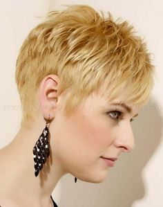 short hairstyles over 50 - short