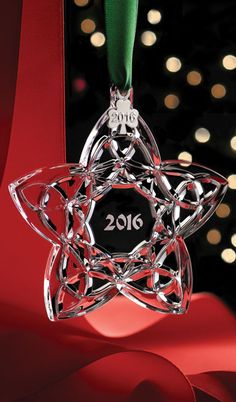 Waterford 2018 Times Square Ball Ornament | 2018 Crystal Ornaments ...