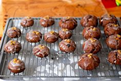 """Ottolenghi's Spice Cookies from the cookbook """"Jerusalem"""".  A definite addition to my cookie file!"""