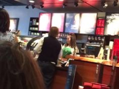 """Starbucks has become embroiled in a debate around Donald Trump after two supporters claimed they were mistreated by staff due to their political allegiances. The coffee chain started to trend on Twitter with the hashtag #TrumpCup after a Starbucks employee allegedly called police on a customer forrequestingthe name """"Trump""""on his coffee cup. In the second case, a video of Trump supporter David Sanguesa berating a Starbucks barista for allegedly refusing to serve him went viral."""